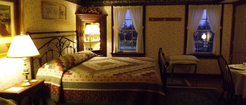 Annie Harper Room Bed