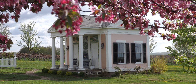 Polly Harper Inn Garden House