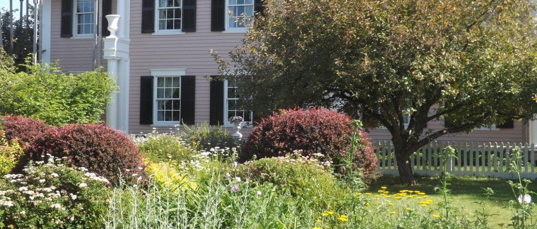 Polly Harper Inn View From Front Garden